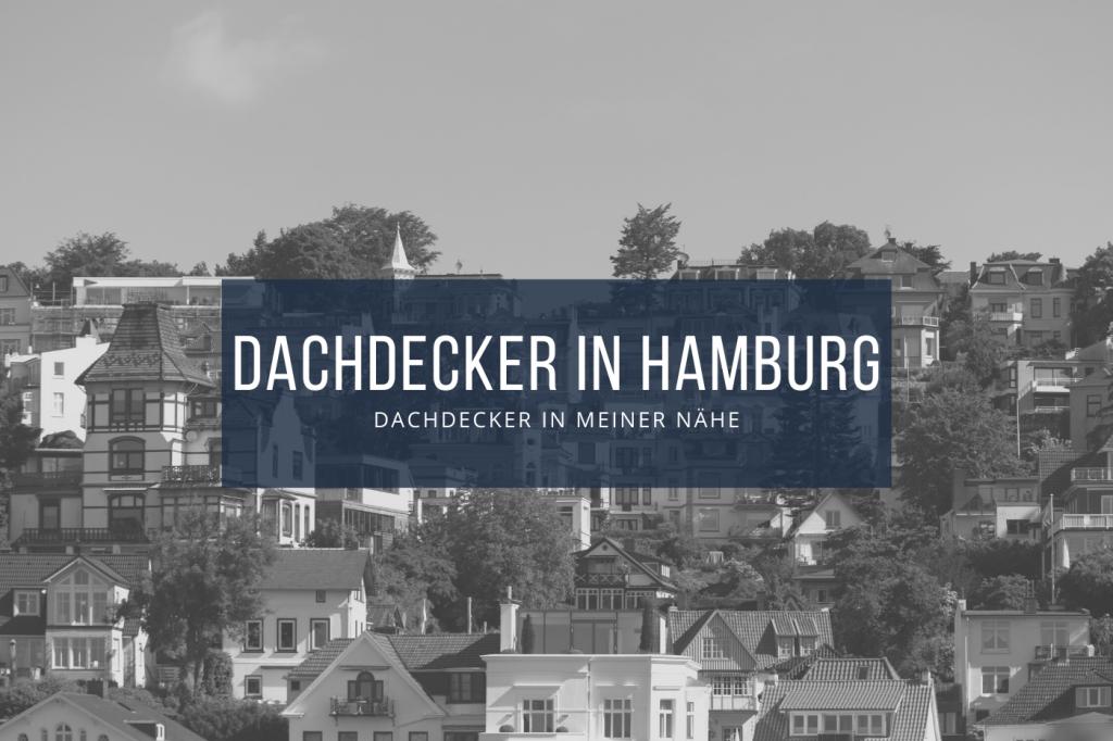 Dachdecker Hamburg